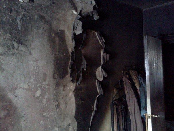 В Днепродзержинске произошел пожар в квартире по улице Медицинской (фото) - фото 2