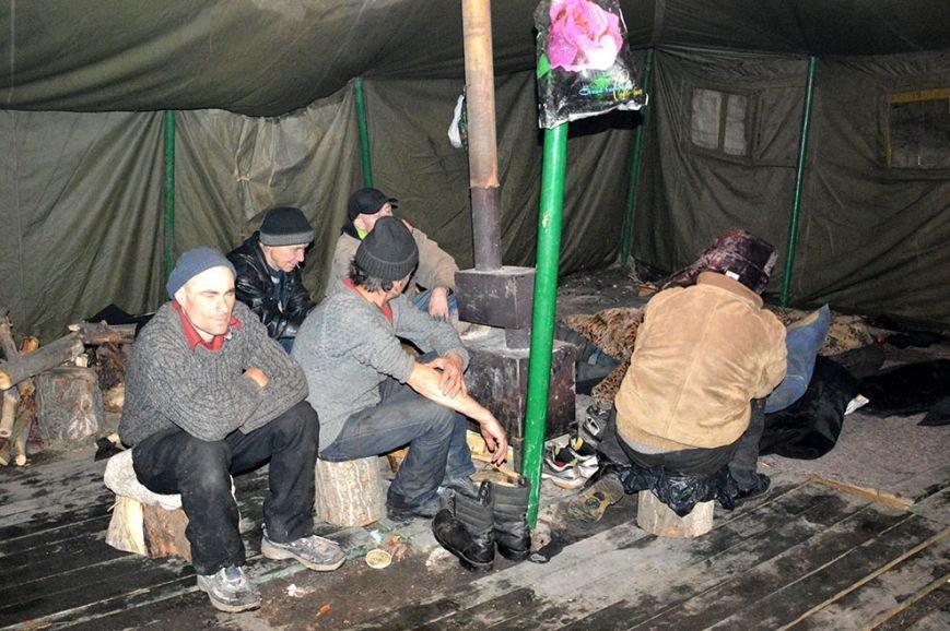 Днепропетровские спасатели рассказали о работе пунктов обогрева (ФОТО) (фото) - фото 3
