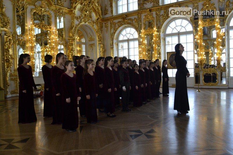 В Большом Царскосельском дворце открылась выставка «Взгляд из прошлого» (фото) - фото 1