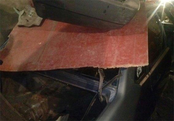 Полицейские нашли угнанный в Кировограде автомобиль (ФОТО) (фото) - фото 1