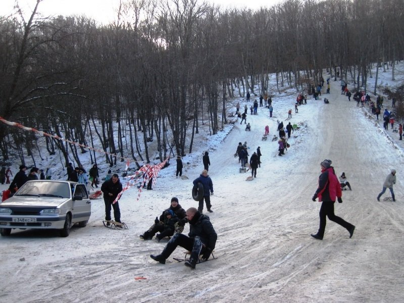 В горах Крыма спасены шесть туристов (фото) - фото 4