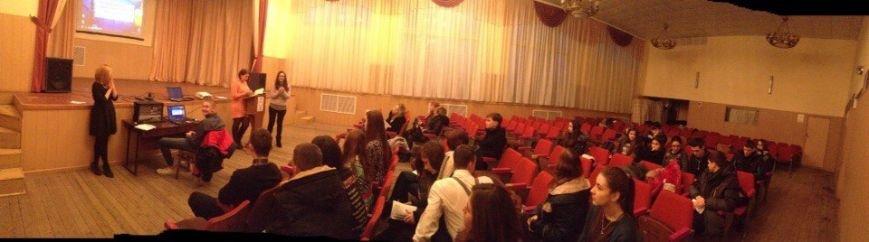 В Бердянске презентовали студенческие дебаты (фото) - фото 1