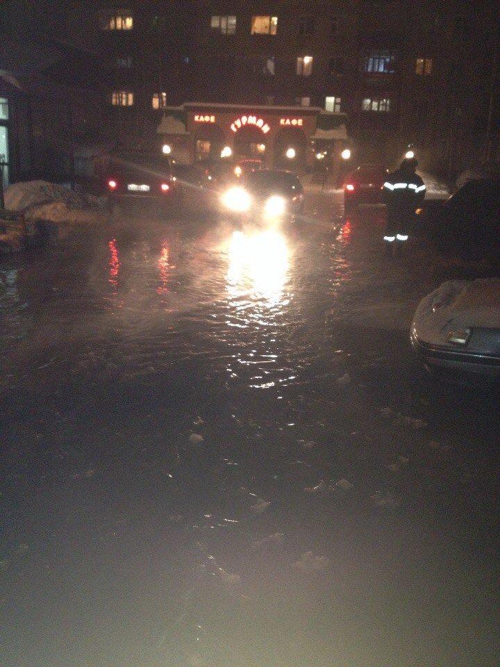 Подачу холодной воды в учреждения и дома 7-го микрорайона возобновят в ближайшее время (фото) - фото 1