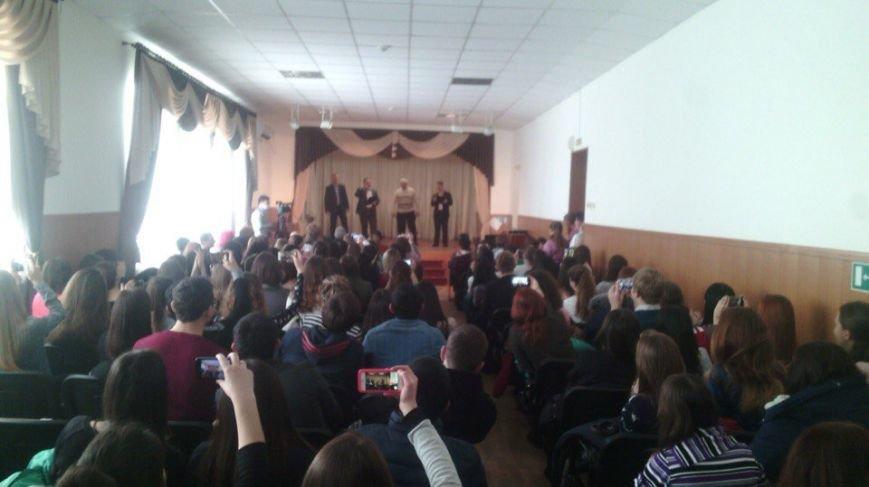День студента в Краснодарском кооперативном техникуме (фото) - фото 1