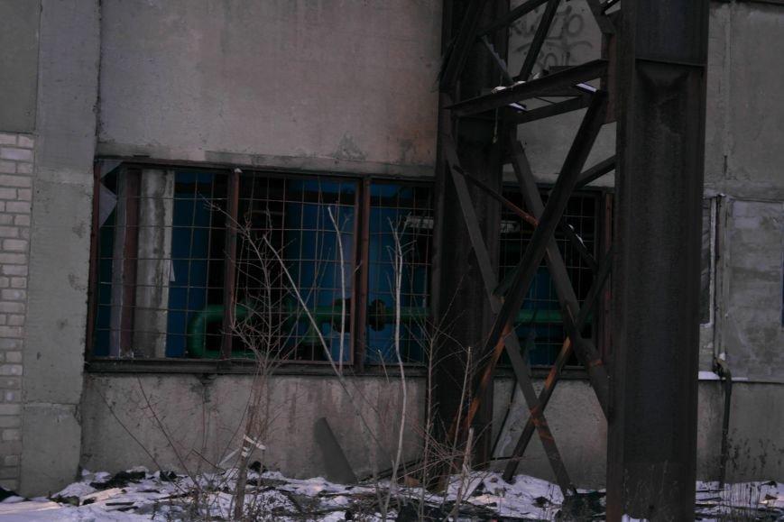 Сегодня Димитров потряс взрыв в одной из котелен, фото-10