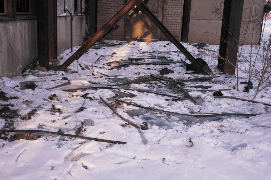 Сегодня Димитров потряс взрыв в одной из котелен, фото-5