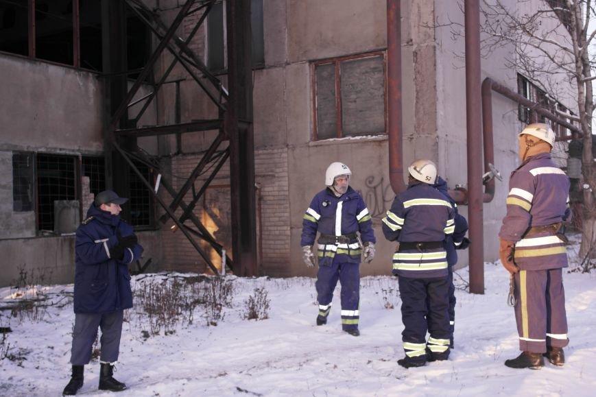 Сегодня Димитров потряс взрыв в одной из котелен, фото-3