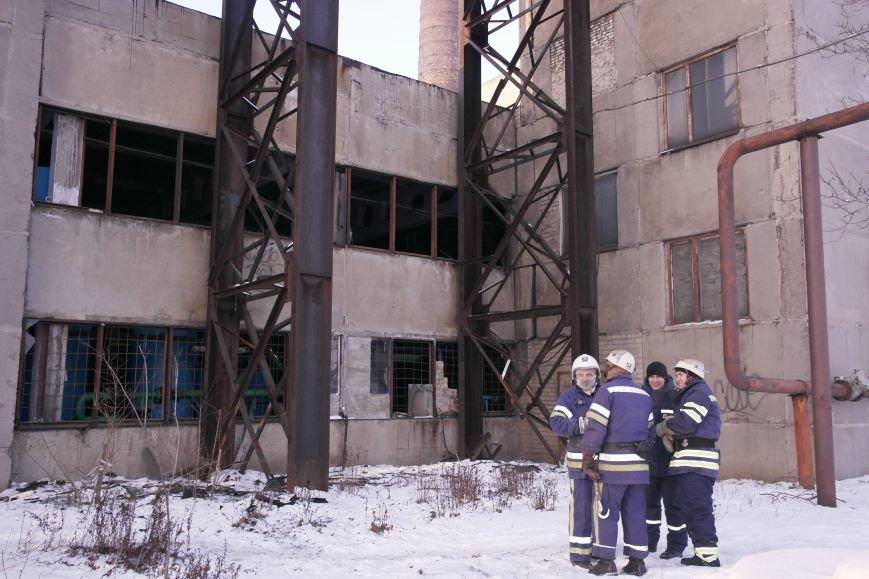 Сегодня Димитров потряс взрыв в одной из котелен, фото-2
