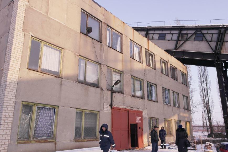 Сегодня Димитров потряс взрыв в одной из котелен, фото-4