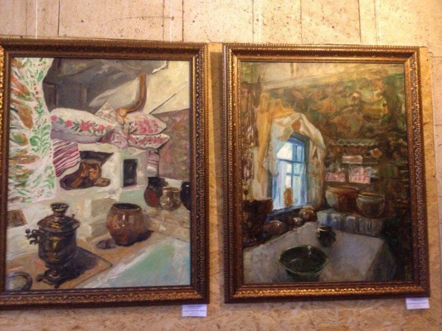 Татьянин День в Днепропетровске: талантливые художницы с праздничным именем организовали выставку картин (фото) - фото 4