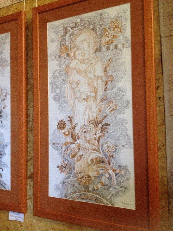 Татьянин День в Днепропетровске: талантливые художницы с праздничным именем организовали выставку картин (фото) - фото 8