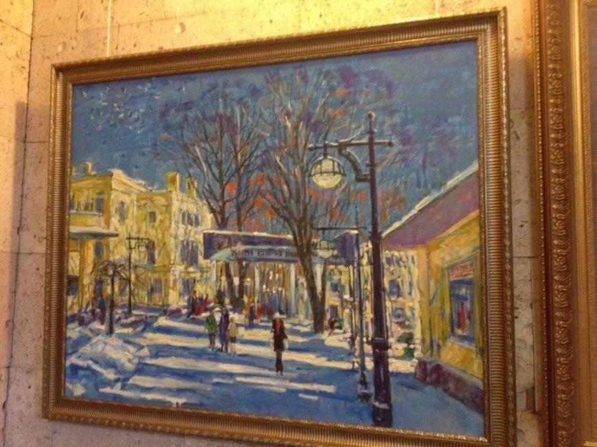 Татьянин День в Днепропетровске: талантливые художницы с праздничным именем организовали выставку картин (фото) - фото 5