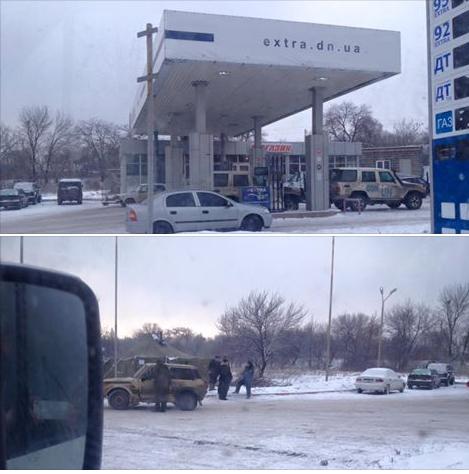В «республиках» таможни решили устраивать на автозаправках, фото-1