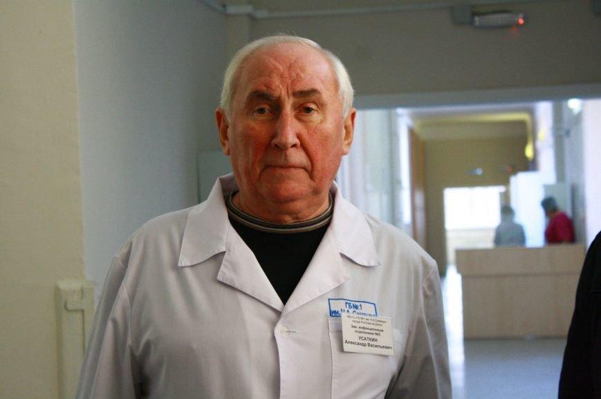 Медики констатируют снижение числа обращений с ОРВи и гриппом в Ростове, фото-5