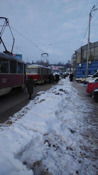 В Харькове Лексус создал