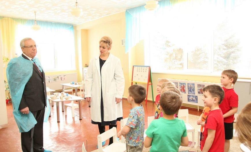 В Кривом Роге горсовет увеличит финансирование на питание детей в детских садиках, родители будут платить почти в два раза меньше, - мэр Ю.Вилкул (фото) - фото 1
