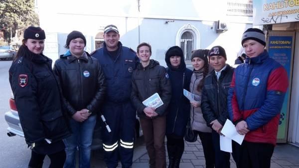 Ялтинским школьникам провели экскурсию по городскому управлению полиции, фото-4