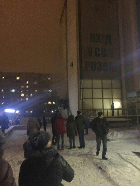 У Львові горить магазин у торговому центрі (ФОТО) (фото) - фото 1
