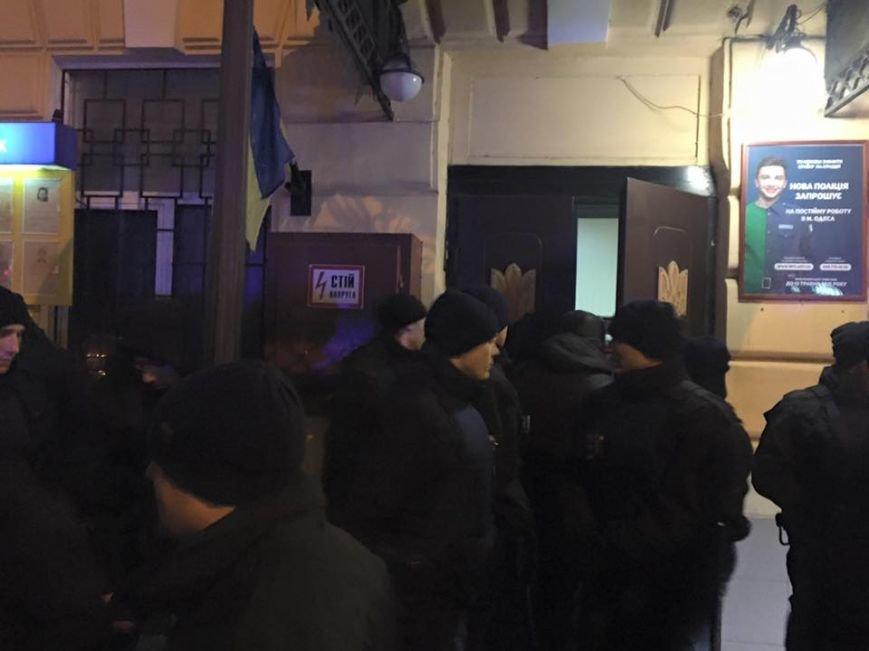 """68b7876ace8cb3610ea96a69f243f0c0 В Одессе полиция задержала одного из лидеров """"Самообороны"""""""