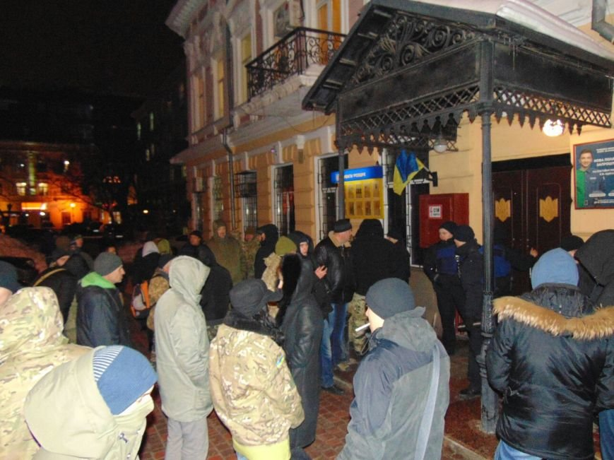 """b57521fee4b7777f9e012bc0f603b52e В Одессе полиция задержала одного из лидеров """"Самообороны"""""""