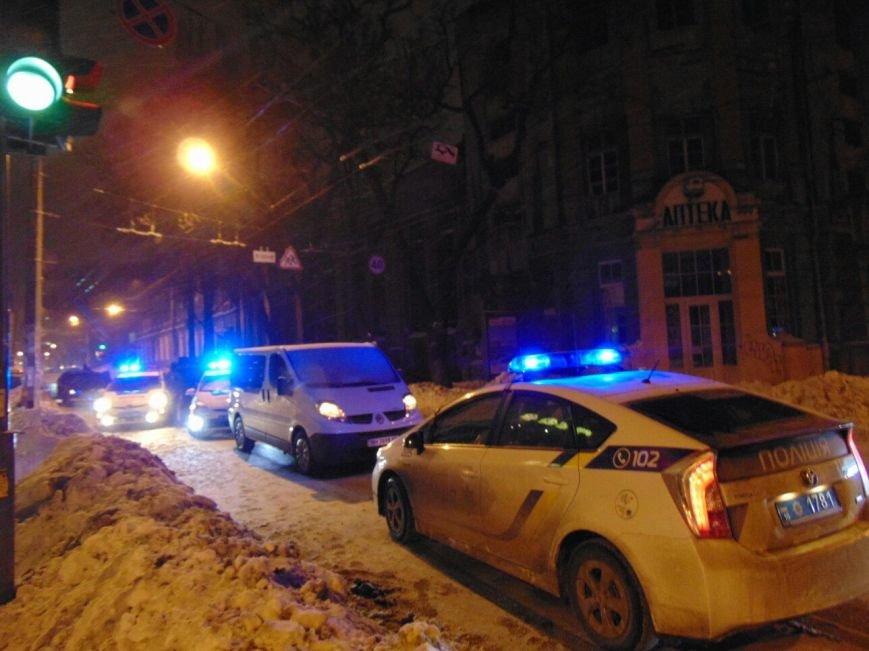"""bb22d33aee2c8542e0a5ec167afc3d76 В Одессе полиция задержала одного из лидеров """"Самообороны"""""""