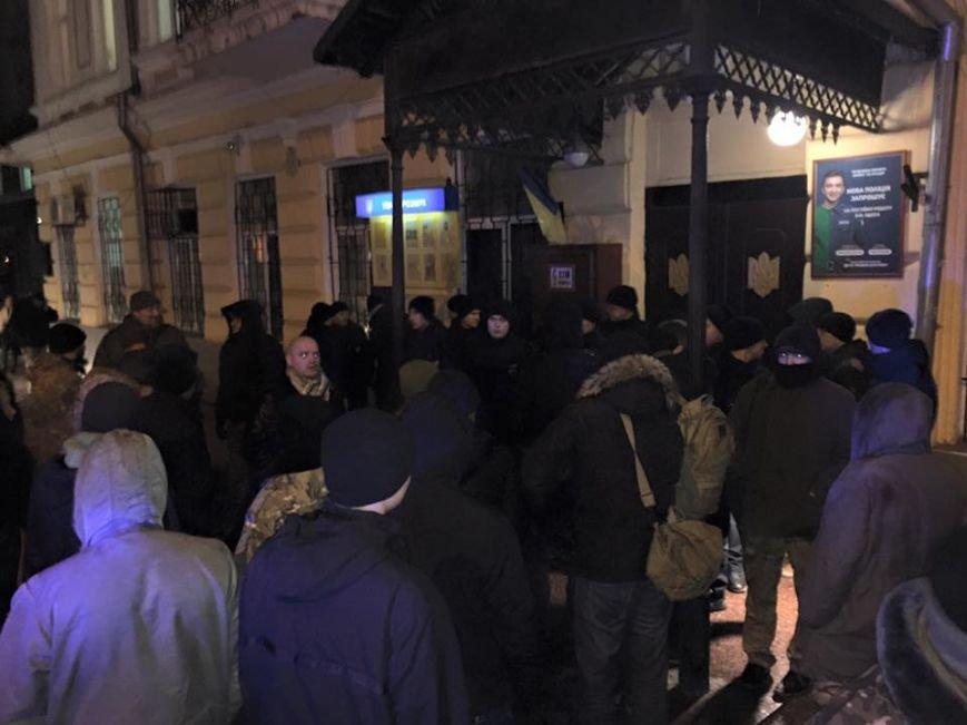 """fa906d254bf651738f8ff88355d4a1ac В Одессе полиция задержала одного из лидеров """"Самообороны"""""""