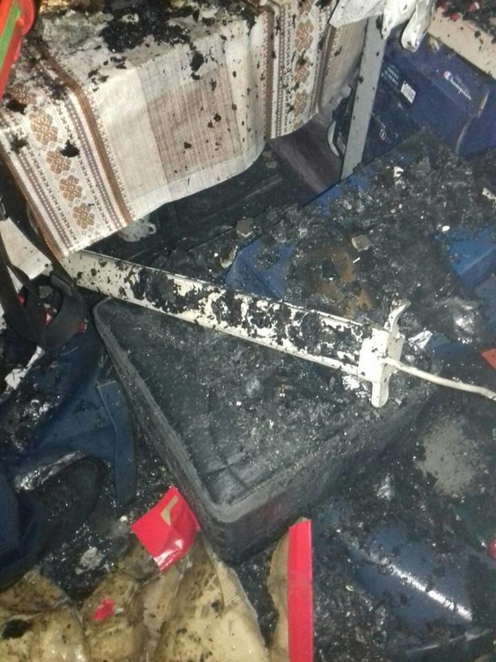 Рятувальники розповіли подробиці вчорашньої пожежі у магазині торгового центру (ФОТО), фото-2