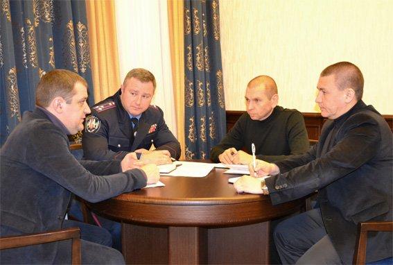 Начальник милиции Сергей Кондрашенко инициировал проведение отработки Кировограда по противодействию наркопреступлений (фото) - фото 1
