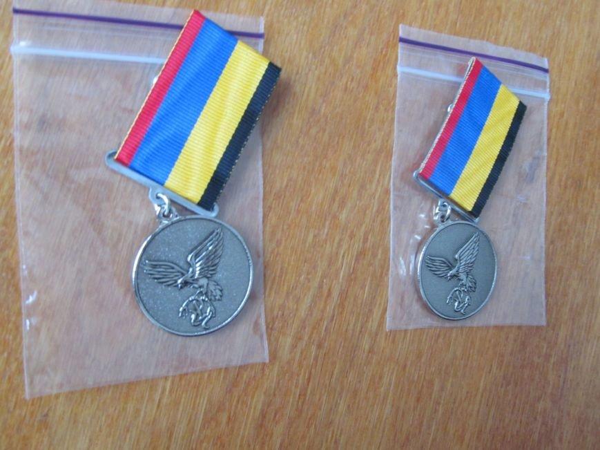 """Кременчугские военные получили нагрудные знаки """"Участник АТО"""" (ФОТО), фото-2"""