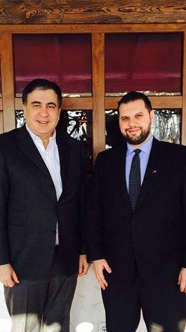 Саакашвили отстроит трассу Одесса-Рени-Бухарест вместе с румынами (ФОТО) (фото) - фото 1
