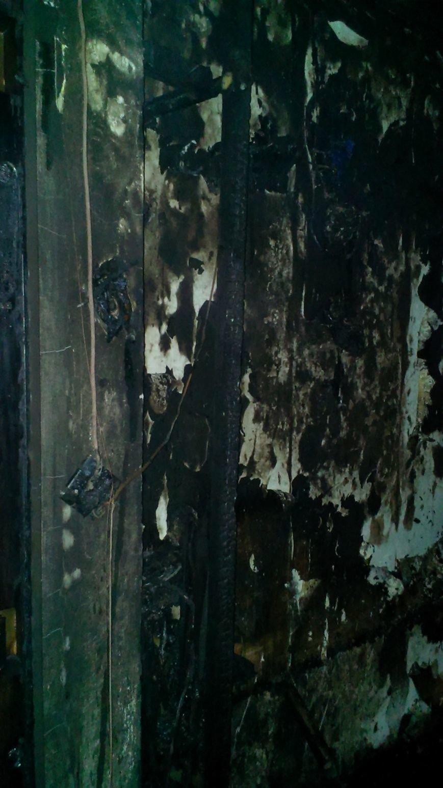 В Днепродзержинске снова пожар (фото) - фото 3