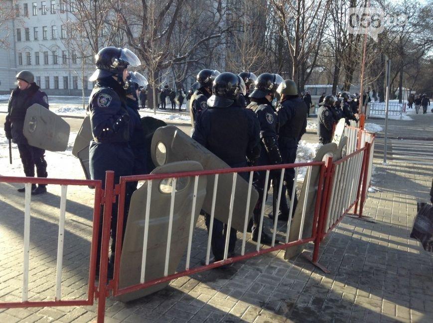 Штурм Днепропетровской ОГА: как это было в январе 2014 года (ФОТО) (фото) - фото 3