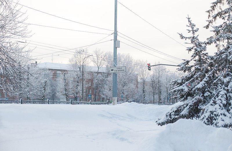 Белые дни. Белгороду осталось совсем недолго находиться под снегом перед скорым потеплением (фото) - фото 5