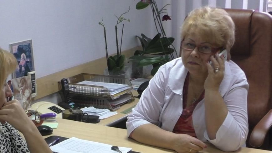 Головний бухгалтер Лілія Суканець