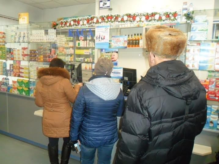 Львів'яни запасаються лікарськими препаратами проти грипу (ФОТО), фото-2