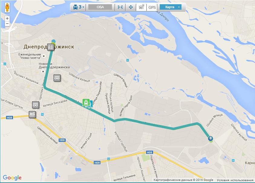 В Днерподзержинске проблемы в работе трамваев устранены (фото) - фото 2