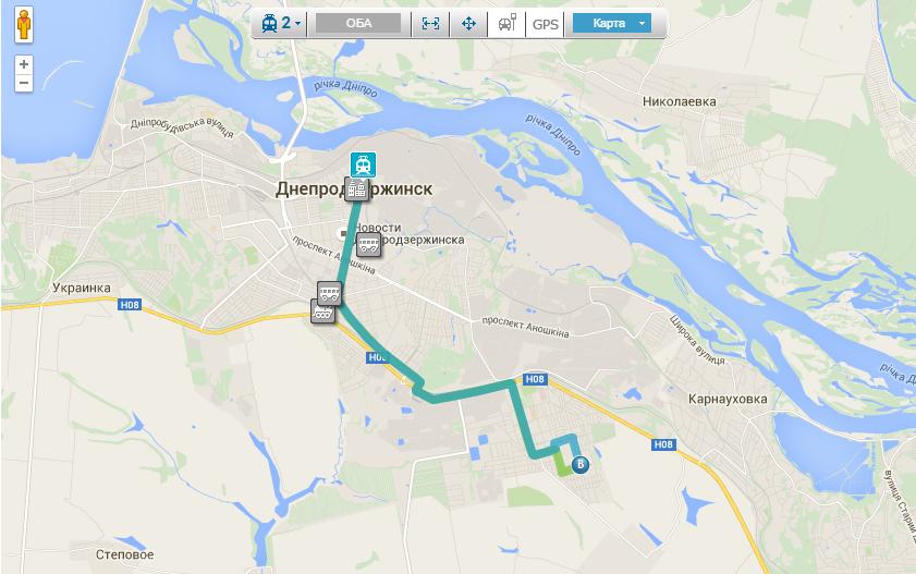 В Днерподзержинске проблемы в работе трамваев устранены (фото) - фото 1