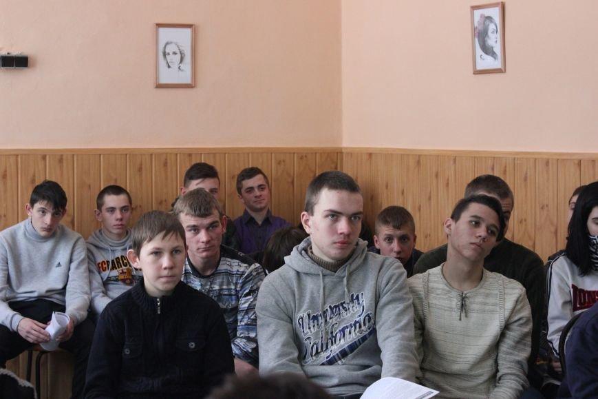 В днепродзержинском клубе Docudays UA