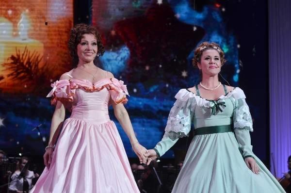 В Симферополе состоялась премьера концерта симфонической музыки «Зимний карнавал» (ФОТО), фото-6