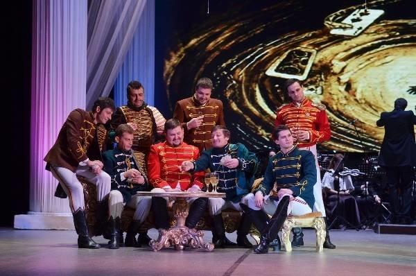 В Симферополе состоялась премьера концерта симфонической музыки «Зимний карнавал» (ФОТО), фото-7