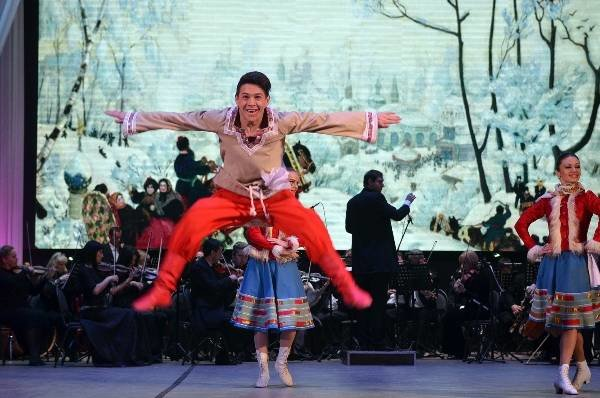В Симферополе состоялась премьера концерта симфонической музыки «Зимний карнавал» (ФОТО), фото-5