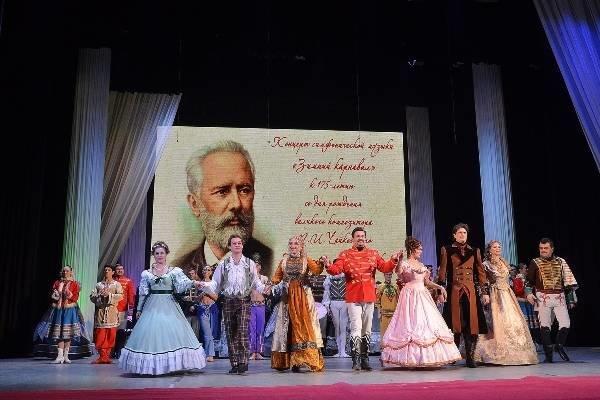 В Симферополе состоялась премьера концерта симфонической музыки «Зимний карнавал» (ФОТО), фото-8