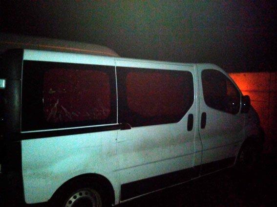 В Артемовске-Бахмуте полиция предотвратила нелегальную перевозку продуктов питания на оккупированные территории (фото) - фото 1