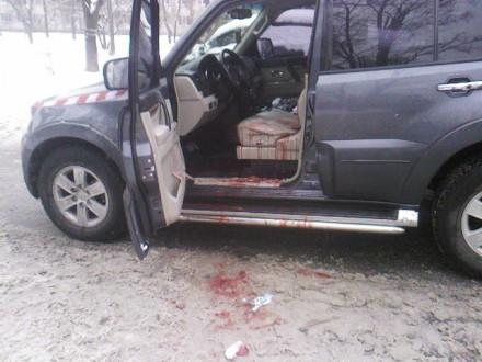 В Киеве виновник ДТП ранил ножом женщину-водителя (ФОТО) (фото) - фото 1