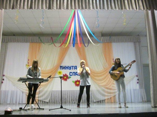 «Минута славы» в Новополоцке или, Как в СШ№14 таланты выбирали (фото) - фото 1