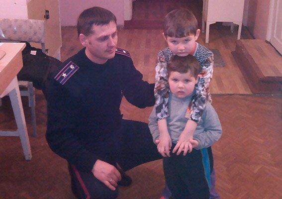 b4dfb89c53b83cf53a6684c3323a0068 Под Одессой 23-летняя кукушка бросила детей знакомой и пропала на месяц