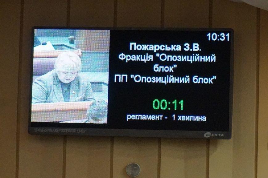 Депутаты горсовета не увидели выгоды во внедрении в Кривом Роге системы госзакупок