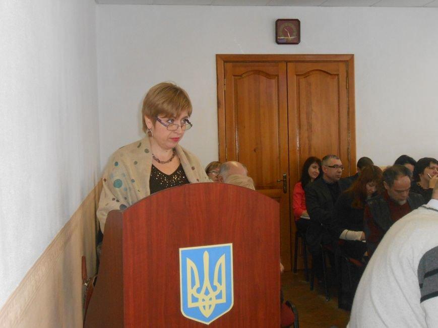 Членов горисполкома Днепродзержинска смущает слово «гендерный» (фото) - фото 2