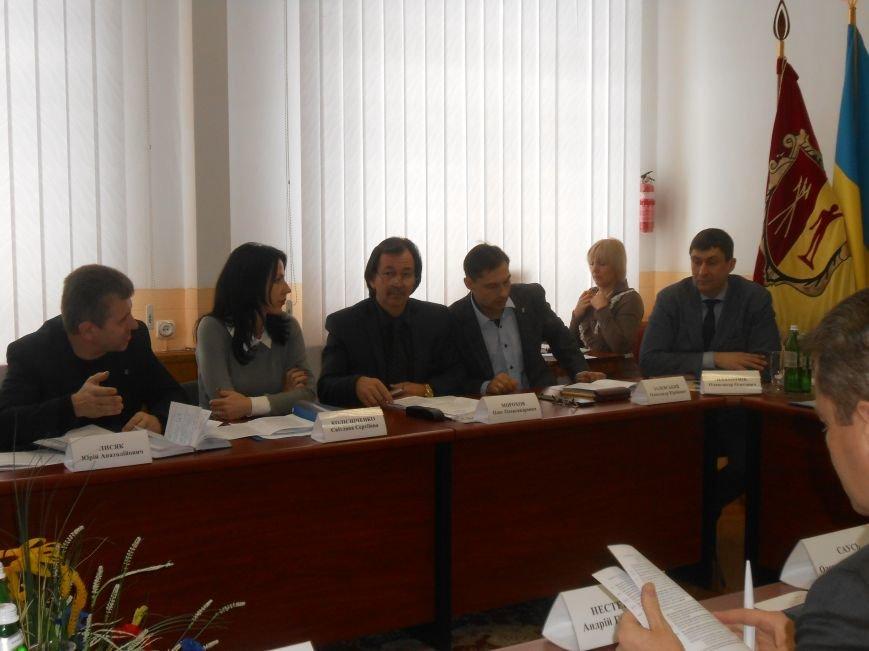 Членов горисполкома Днепродзержинска смущает слово «гендерный» (фото) - фото 1
