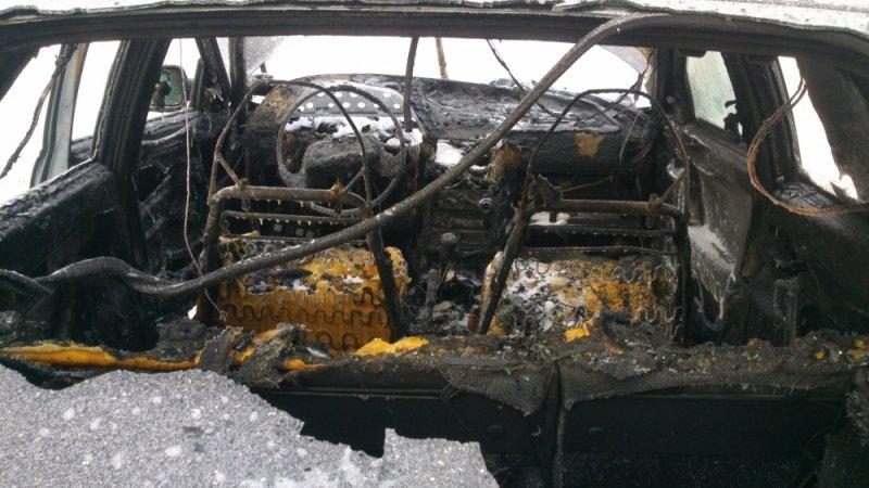 В Ульяновске снова горят автомобили. ФОТО, фото-2